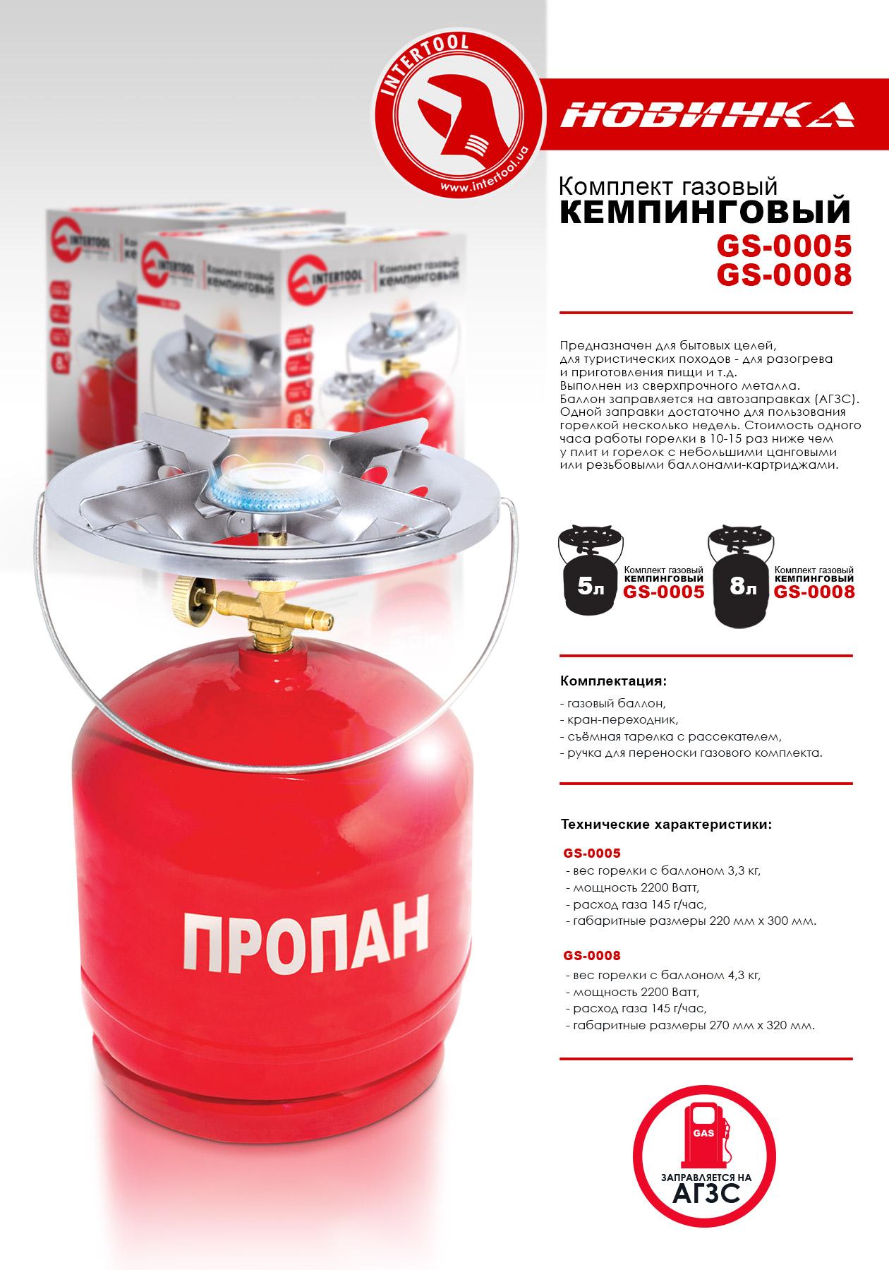туристическая газовая горелка с балоном комплект купить должен весить