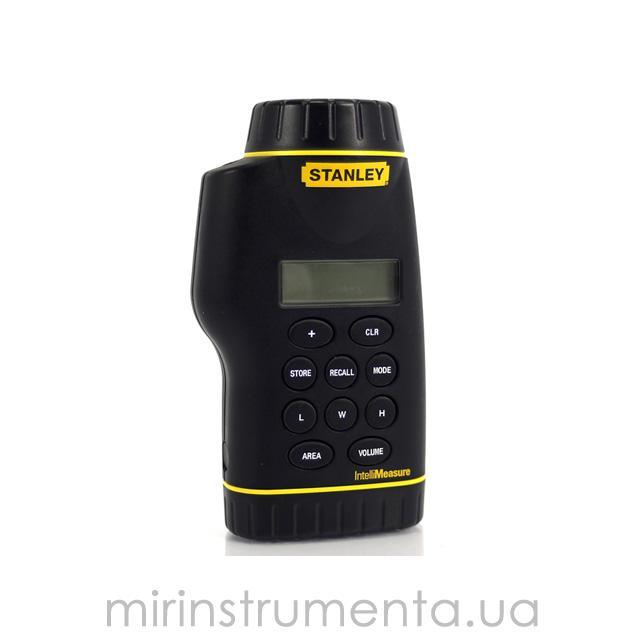 Инструкция к ультразвуковой рулетка с лазерным указателем stanley 77 007 intellimeasure