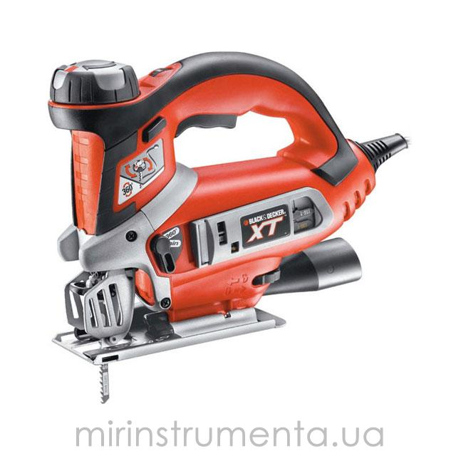Электролобзик Black&Decker XTS10EK