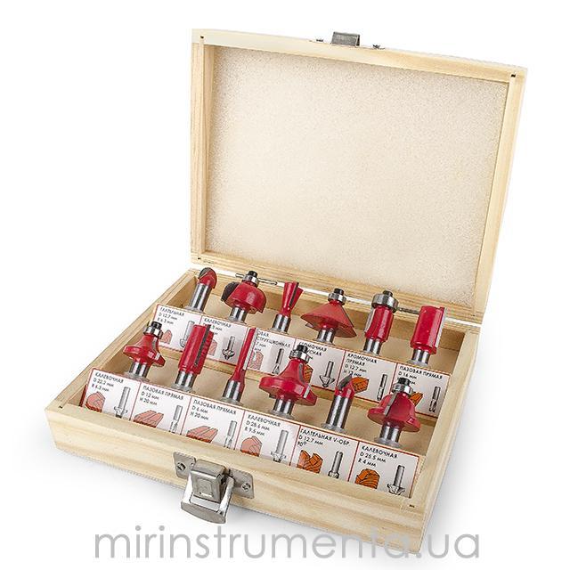 Купитт деревянный ящик для фрез