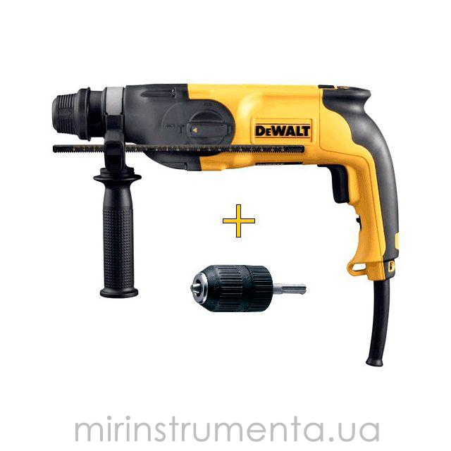 Перфоратор DeWalt D25103C SDS-Plus