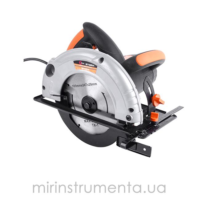 Пила дисковая STORM INTERTOOL WT-0614