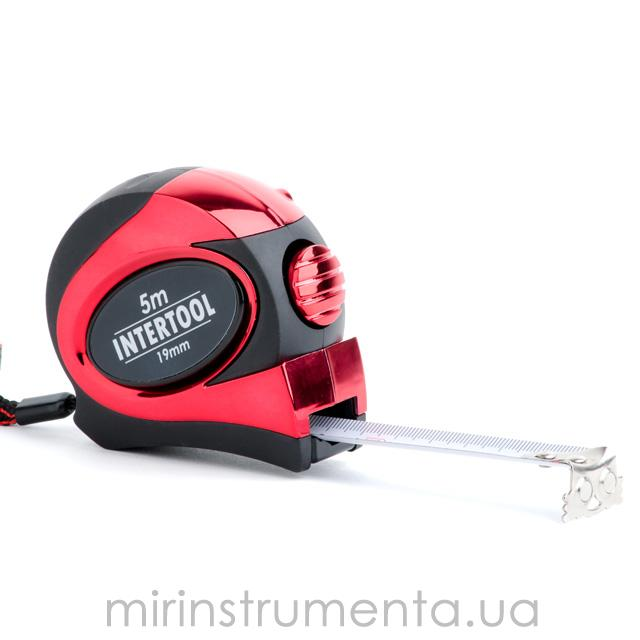 Рулетка INTERTOOL MT-0805