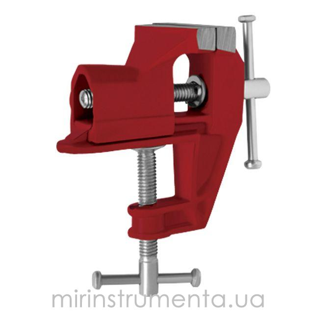 Тиски мини 75мм INTERTOOL HT-0058