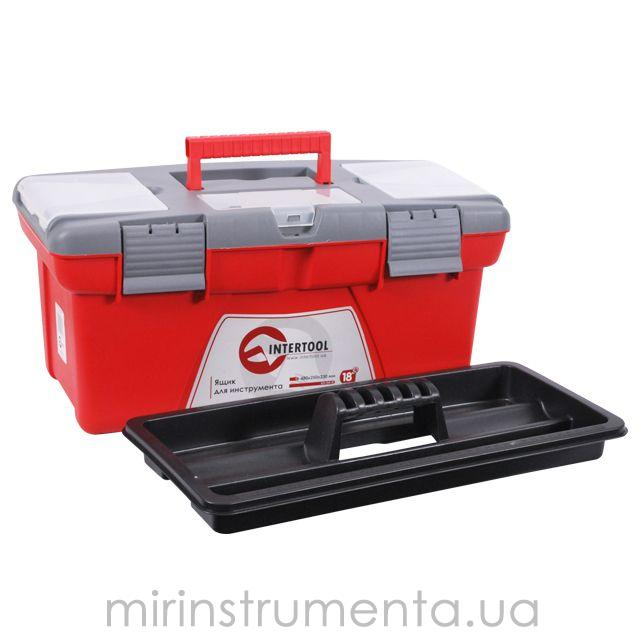 Ящик для инструмента INTERTOOL BX-0418