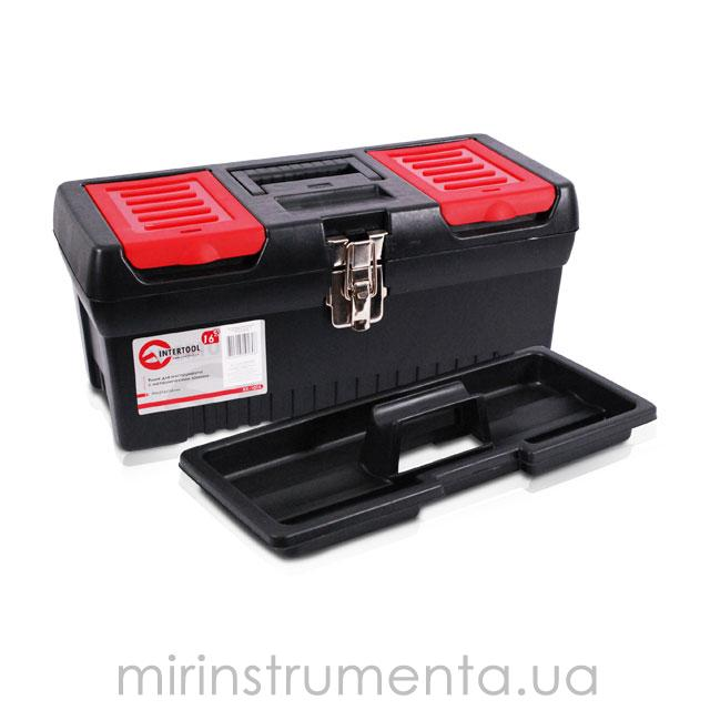 Ящик для инструмента INTERTOOL BX-1016
