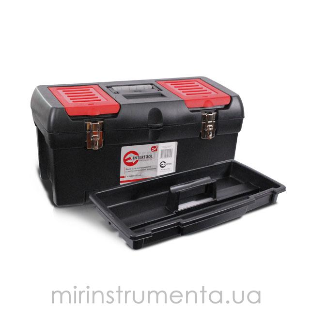 Ящик для инструмента INTERTOOL BX-1024